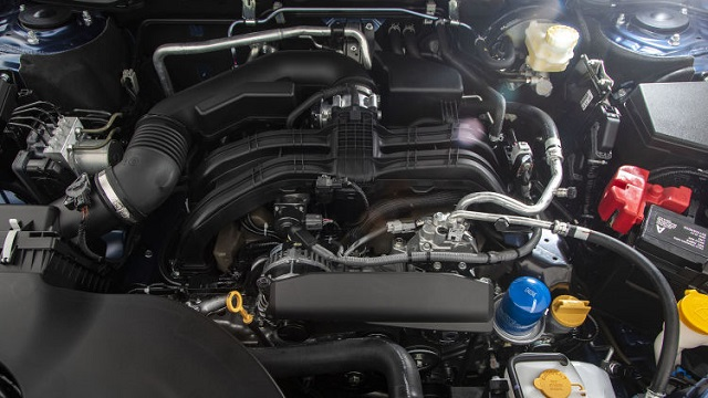 2021 Subaru Outback boxer engine