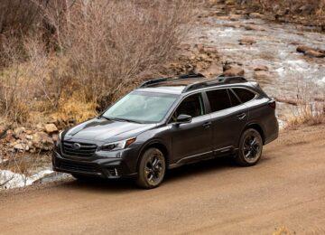 2021 Subaru Outback onyx xt