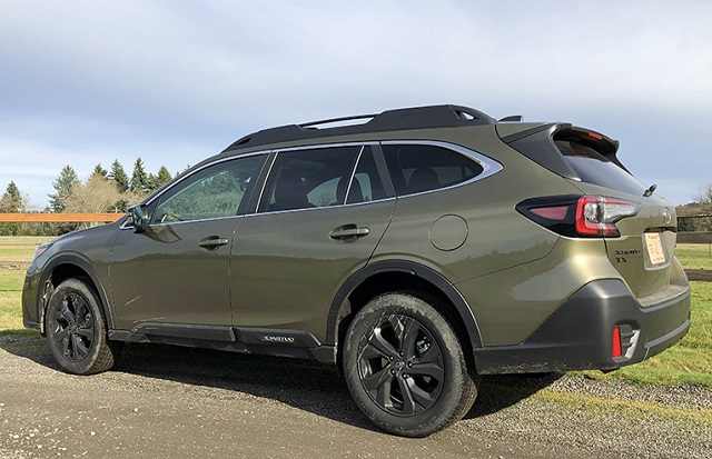 2021 subaru outback update changes hybrid specs  us suvs