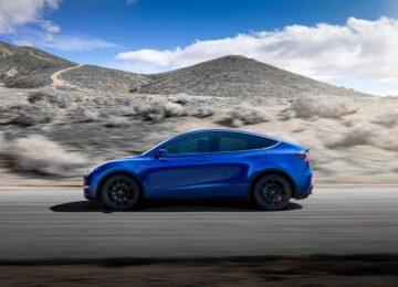 2021 Tesla Model Y price