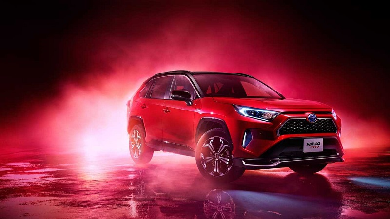2021 Toyota Rav4 Prime release date