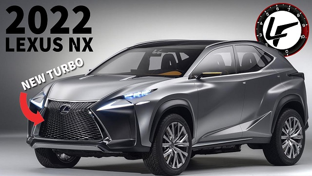 Leaked: Could this be the all-new 2022 Lexus NX? | Wapcar