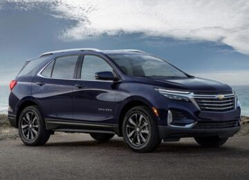 New 2021 Chevy Equinox