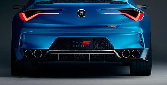 2021 Acura RDX Type S comeback