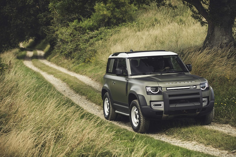2021 Land Rover Defender Changes and Price Update - US ...
