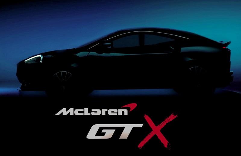2021 McLaren GTX SUV