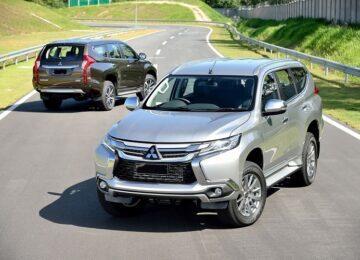2021 Mitsubishi Pajero price