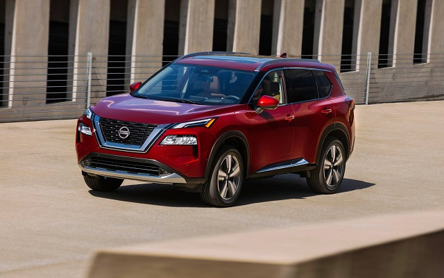 2021 Nissan SUVs and Crossovers