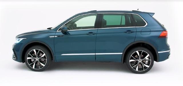 2021 VW Tiguan R