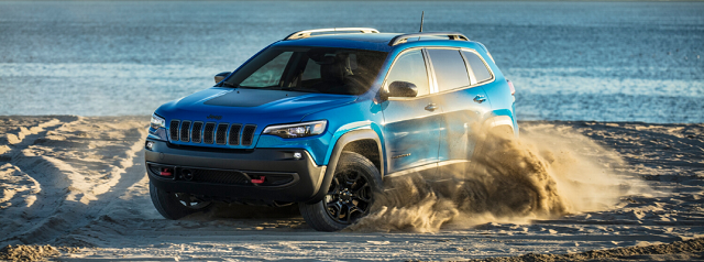 2022 Jeep Cherokee trailhawk