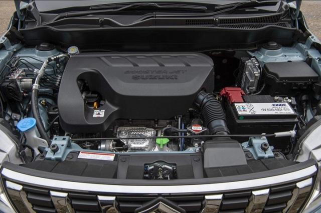 2021 Suzuki Grand Vitara hybrid