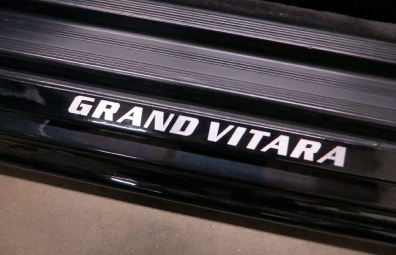 2021 Suzuki Grand Vitara price