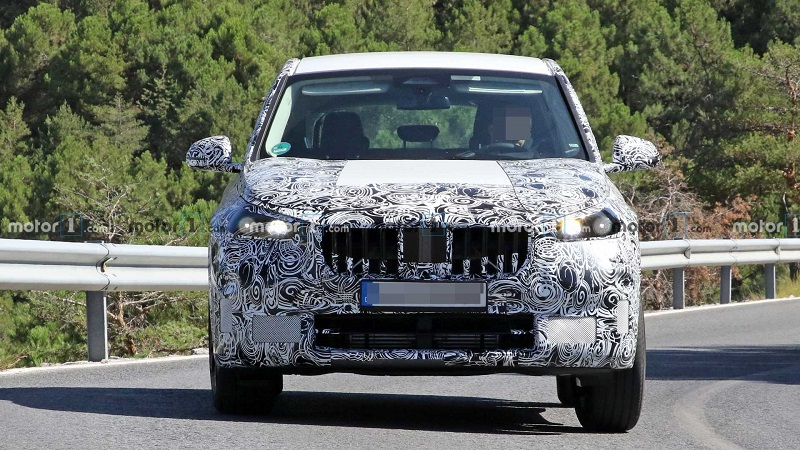 2022 BMW X1 redesign