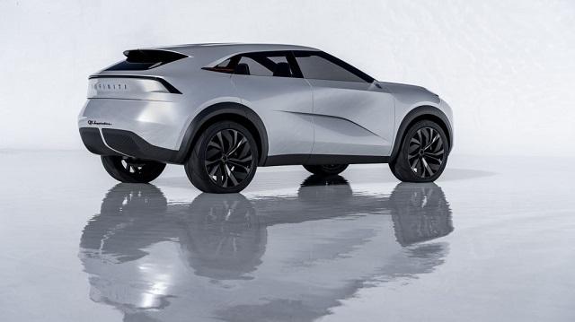 2022 Infiniti QX60 hybrid concept