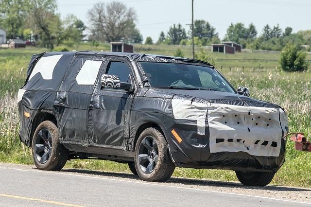 2022 Jeep Grand Cherokee redesign