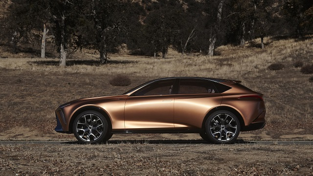 2022 Lexus GX460 LQ concept