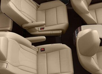 2022 Lexus GX460 interior
