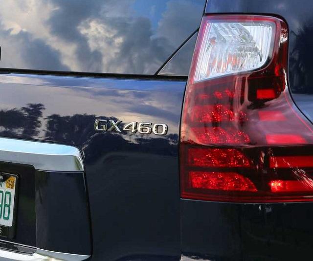 2022 Lexus GX460 redesign