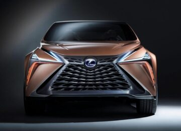 2022 Lexus LQ concept