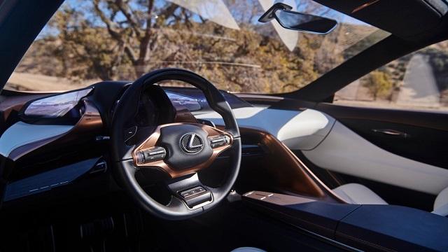 2022 Lexus LQ f sport