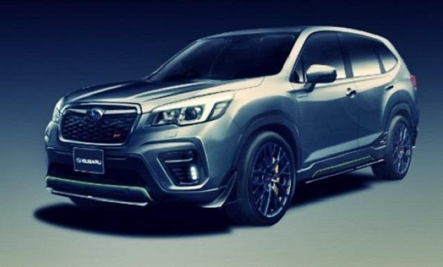 2022 Subaru Forester sti