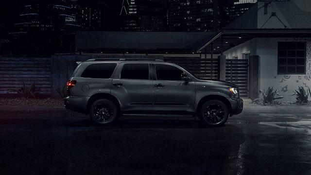 2022 Toyota Sequoia nightshade