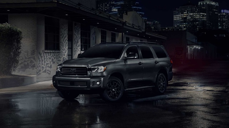 2022 Toyota Sequoia redesign