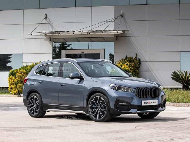 new 2022 BMW X1