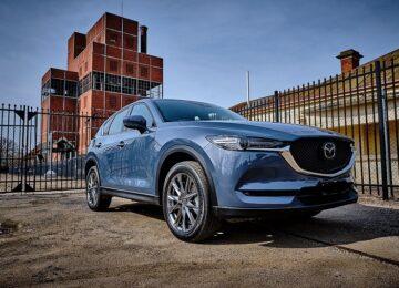 new 2022 Mazda CX-5