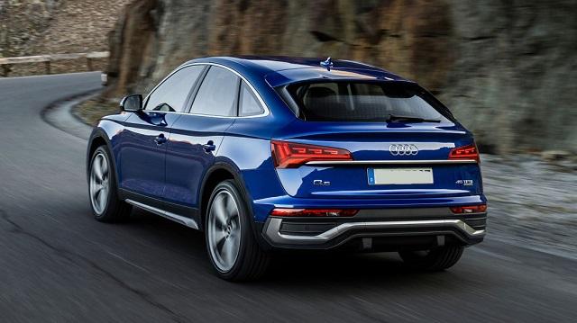 2022 Audi Q5 redesign