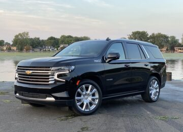 2022 Chevy Tahoe price