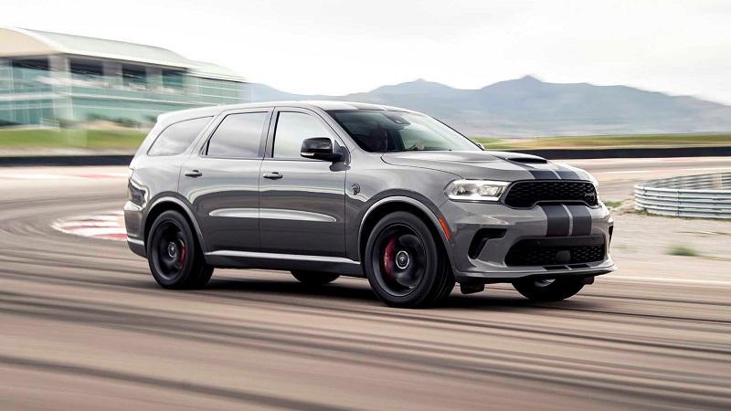 2022 Dodge Durango Hellcat