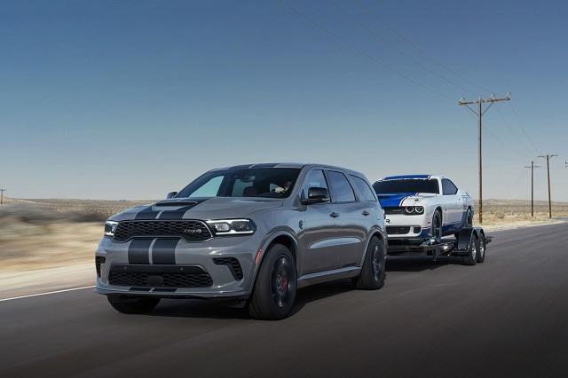 2022 Dodge Durango SRT