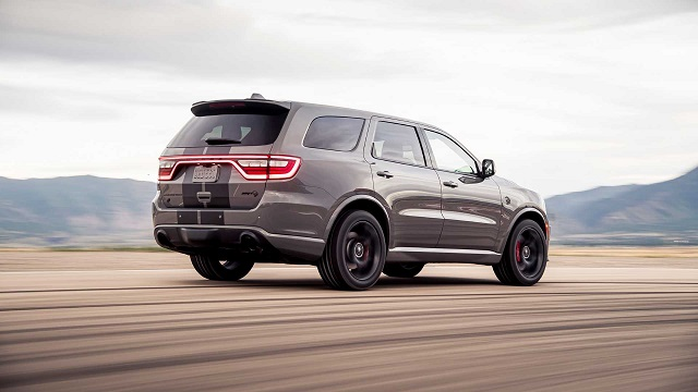 2022 Dodge Durango redesign