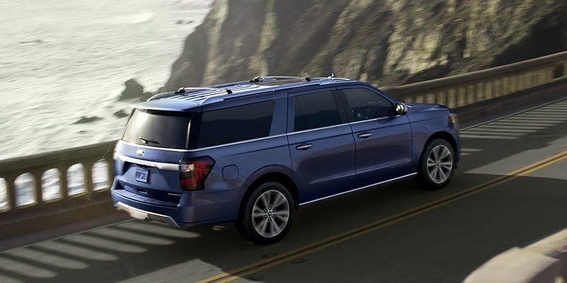 2022 Ford Expedition diesel