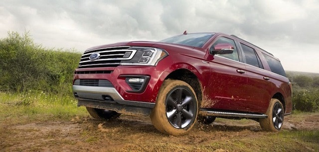 2022 Ford Expedition raptor