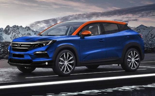 2022 Honda CR-V concept