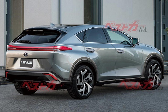 All-New 2022 Lexus NX Will Debut with PHEV System - US
