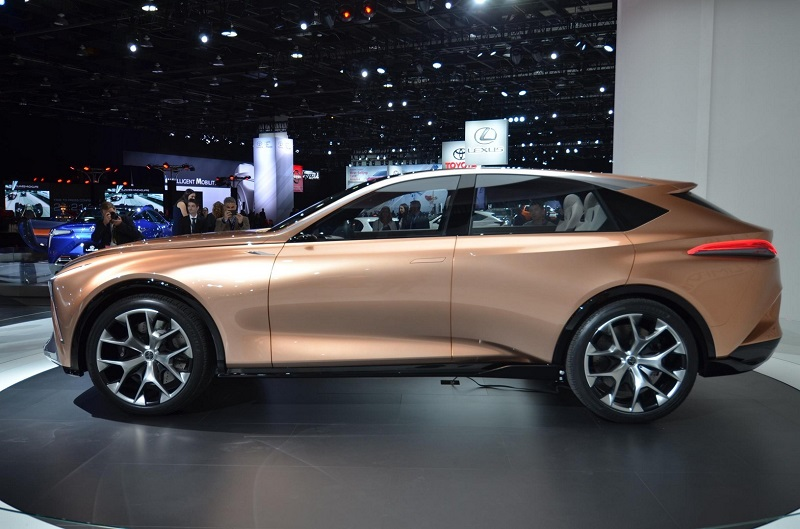 2022 Lexus NX lf concept