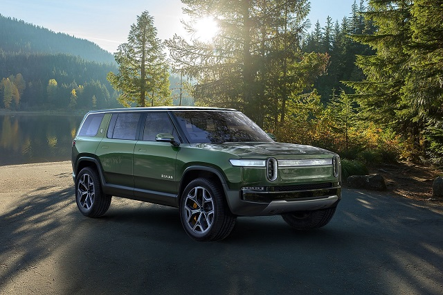2022 Lincoln Mark E Electric SUV