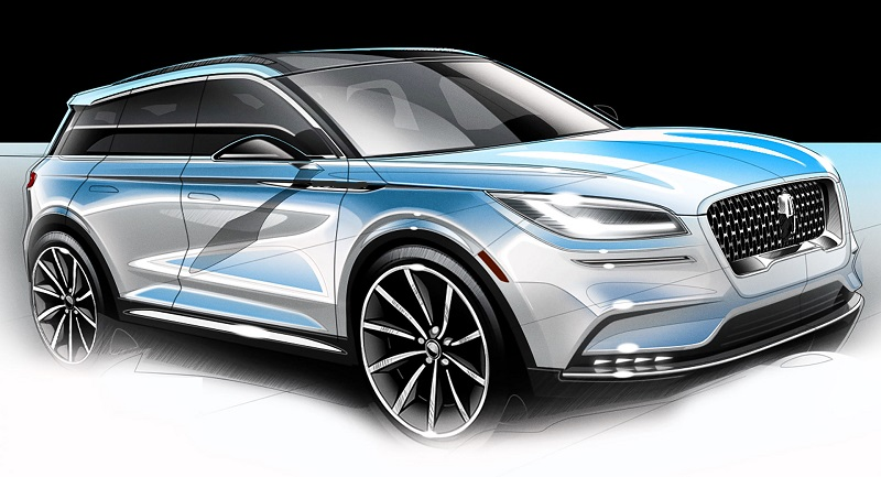 2022 Lincoln Navigator redesign