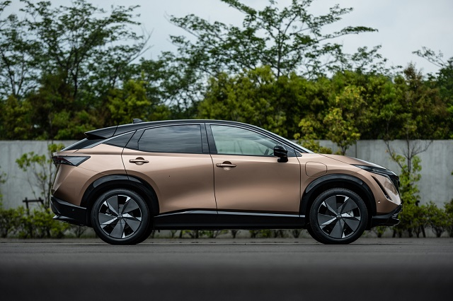 2022 Nissan Murano changes
