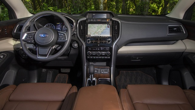 2022 Subaru Ascent interior