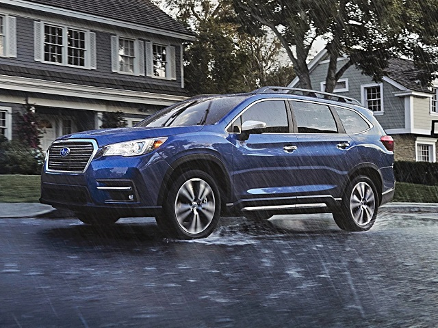 2022 Subaru Ascent