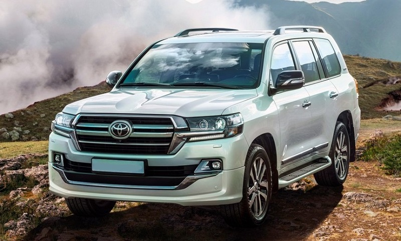 2022 Toyota Land Cruiser price