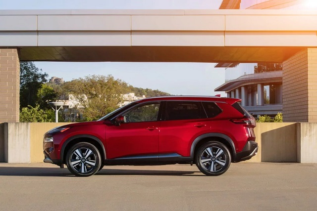new 2022 Nissan Rogue