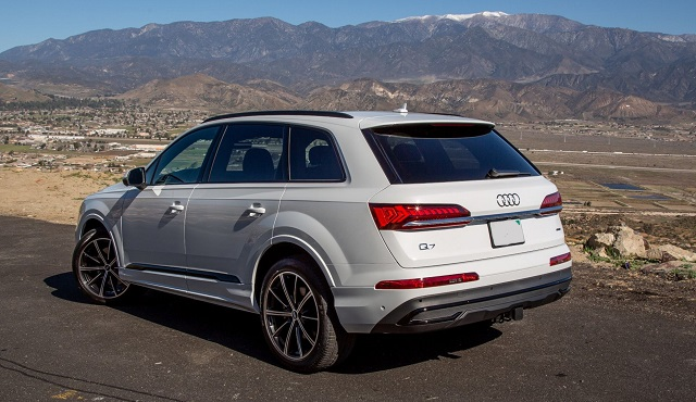2022 Audi Q7