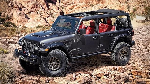 2022 Jeep Wrangler V8