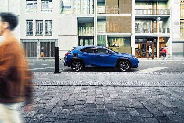 2022 Lexus UX electric