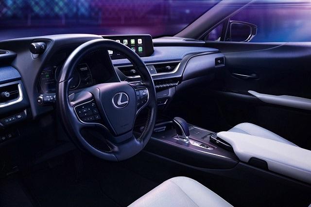 2022 Lexus UX interior